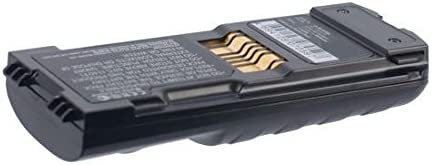Mobilotec Akku kompatibel mit Symbol MC9590// 4.600 mAh Ersatzakku Batterie