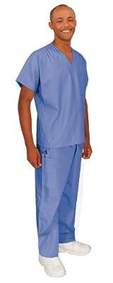 Cherokee Uniforms Authentic Workwear Unisex Scrub Set (XXS-5X, 30 Colors)