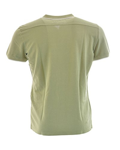 DEKKER Herren Poloshirt grün grün XL