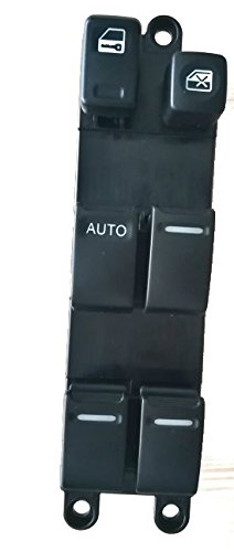 Well Auto Power Window Master Switch for 02-06 Altima Single