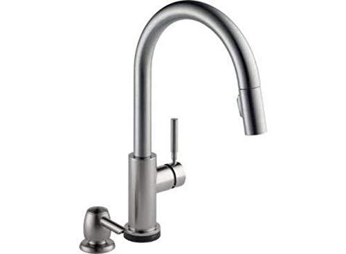 delta contemporary kitchen faucet - 7