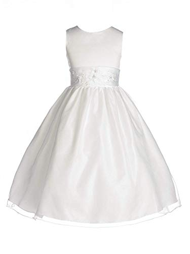 (OLIVIA KOO Girls Graceful First Communion Dress (Size)