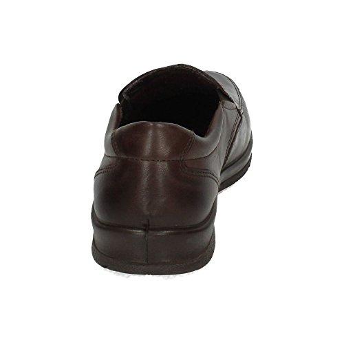 MOCASÍN Pitillos Marrón Pitillos Mocasines Hombre 4650 Zapatos qvqH4Xw