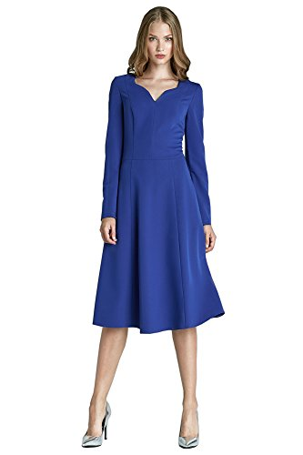 Blau Damen Blau Damen Dress Nife Schlauch Dress Nife Nife Schlauch 1xq1zwYH
