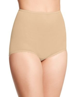 Bali  Women's Skimp Skamp Brief Panty Number 2633, Nude, ...
