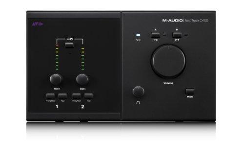 Buy m-audio fast track c400