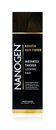 Nanogen Thickening Fibres Brown Ounce product image