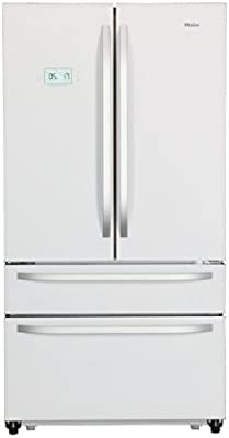 Haier HB21FGWAA Independiente 543L A+ Blanco nevera puerta lado a ...