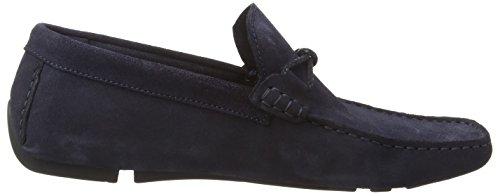 Navy Loafers Men's suede X Blue Bandit Bertie qBXxaU