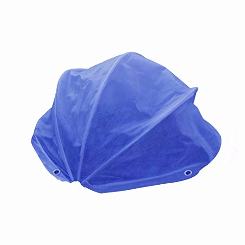 Agfabric Plant Cover Shrub Jacket – 1.5 oz 15.5″ H x 31″ Dia Frost Protection Cover, Hemispheric Plant Cover for Freeze Protection, Navy