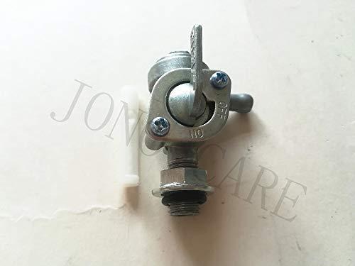 (2KW-5KW 168 168F 188 GX160 Gasoline generator fuel cock fuel tap fuel valve)