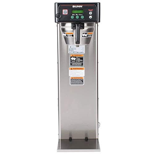Bunn 36600.0005 BrewWISE ICB-DV Infusion Tall Coffee Brewer Dual Voltage