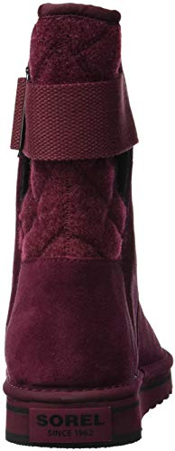 Wine Newbie Rouge Bottes Souples Sorel rich Femme YI01ndx