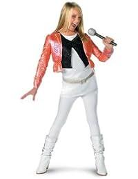 Disney Hannah Montana Pink Costume - Child Costume - Small (4-6)