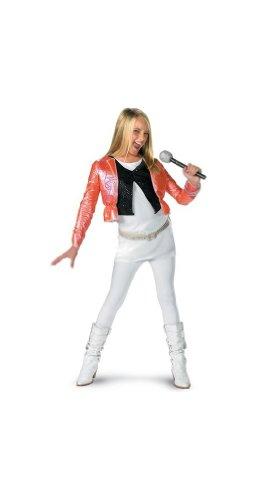 Disney Hannah Montana Pink Costume - Child Costume - Small -