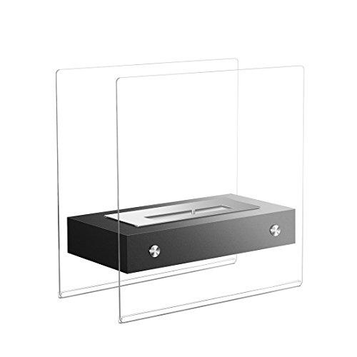 Ventless Bio Ethanol Fireplace Heater All Season Portable Table Top