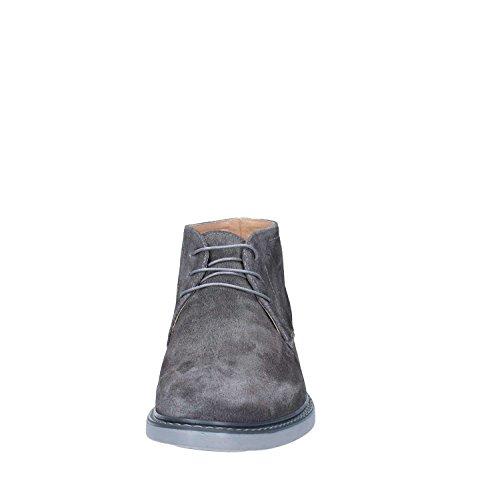 Nero Giardini P800183U Ankle Boots Men Grey 42 CQw1wln