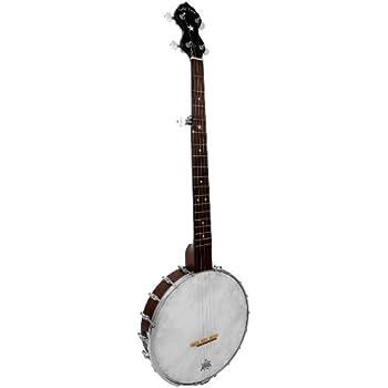 Gold Tone CC-OT Cripple Creek Openback Banjo (Five String, Vintage Brown)