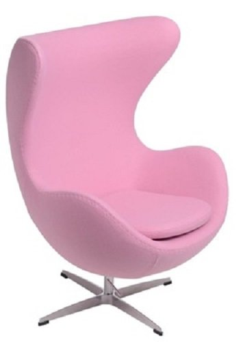 sessel stuhl retro dixon egg gepolstert armlehnenstuhl kaschmir design vetrostyle rosa g nstig. Black Bedroom Furniture Sets. Home Design Ideas