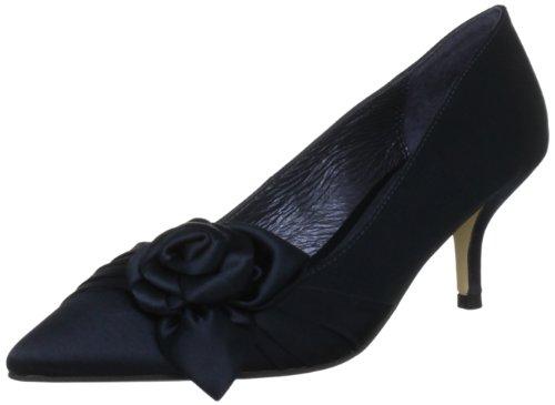MENBUR Tamis 5080 - Zapatos clásicos de tela para mujer Azul