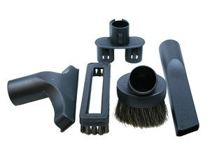 Numatic Henry, Hetty, James Kleindüsen Set, Upholstery Nozzle for Vacuum Cleaners, Vacuum Cleaner Crevice Tool, 32 mm Microsafe