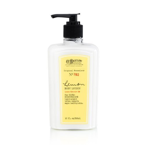 Bigelow Hand Cream - C.O. Bigelow Lemon Body Lotion 10 Oz.