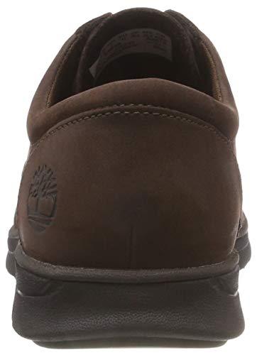 dark Pt Nubuck Marron Basses Bradstreet Oxford Timberland Brown Baskets P01 Homme 6wxBRCZq