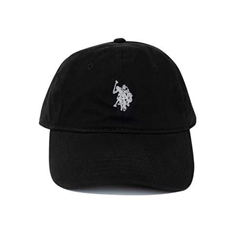 Black Baseball Hat Cap - 4