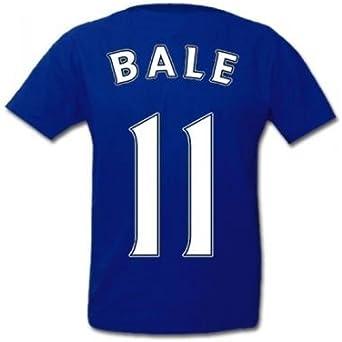 Amazon Com Tottenham Hotspur Real Madrid Gareth Bale Hero T Shirt Clothing