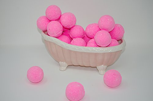 Bath Bomb Fizzy 14 Pack of Fizzies 3 oz Candy Crush Scent