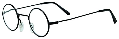 In Style Eyes Feel the Funk Round Reading Glasses/black/1.50