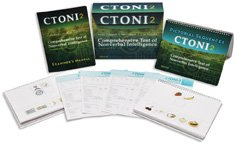 CTONI-2: Comprehensive Test of Nonverbal Intelligence – Second Edition by Proed