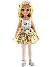 Lottie Docka Swan Lake docka | Ballerina-docka | Balettpresenter för flickor och pojkar | Ballerina Leksak | Leksaker för flickor och pojkar | Gåvor för 6-åriga flickor och pojkar | Dockor för flickor och pojkar