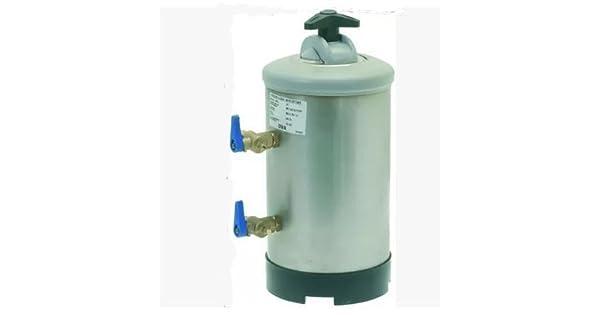 Amazon.com: Compacto Countertop Descalcificador de agua de ...