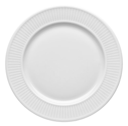 Pillivuyt Plisse 10-Inch Plate -  214226BL