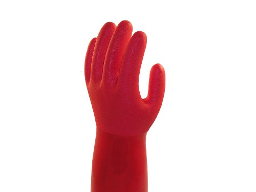 True Blues Large Red Ultimate Household Gloves