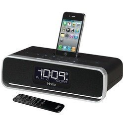 iHome iA91BZ App Enhanced Dual Alarm Clock