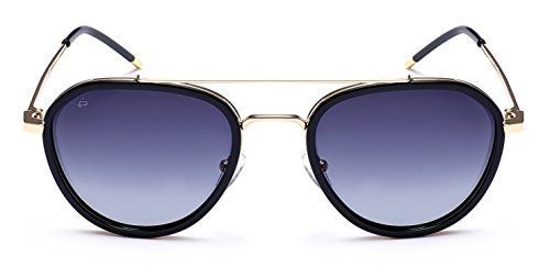 PRIVÉ REVAUX The Connoisseur Handcrafted Designer Polarized Aviator Sunglasses
