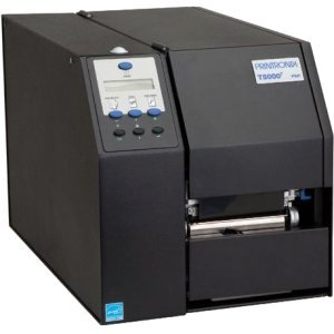 10 in//s Print Speed 203 dpi Print Resolution Serial and USB Ports 6.6 Print Width 110//220 VAC 6.6 Print Width Printronix T5206r Monochrome Desktop Direct Thermal//Thermal Transfer Printer with Parallel