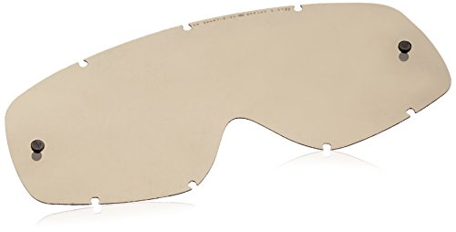 Oakley XS O-Frame MX Replacement Lens (Dark Grey, One Size) (Oakley Goggle Lens Replacement)