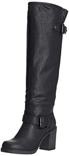 Femme Noir Rocket Bottes black Dog Shayna qxPPvn4R