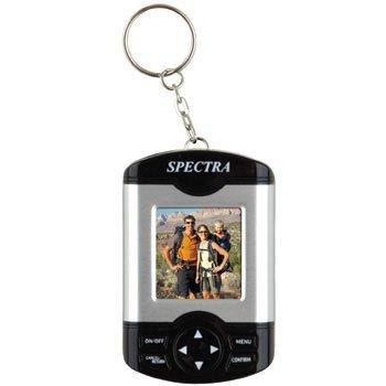Amazon.com : Spectra Digital Photo Frame Keychain (Black) : Digital ...