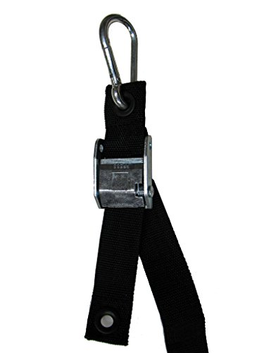By Gladiator Cargo Gear ASH Heavy Duty S-HOOK  Hardware Strap Kit Set of 2