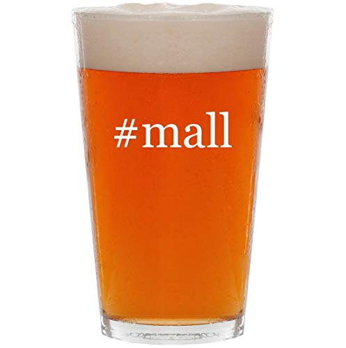 #mall - 16oz Hashtag All Purpose Pint Beer ()