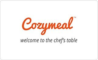 Cozymeal Private Restaurants, Cooking Classes, Chef Catering & Food Tours - Atlanta Gift Card/Gift Certificate ($25)