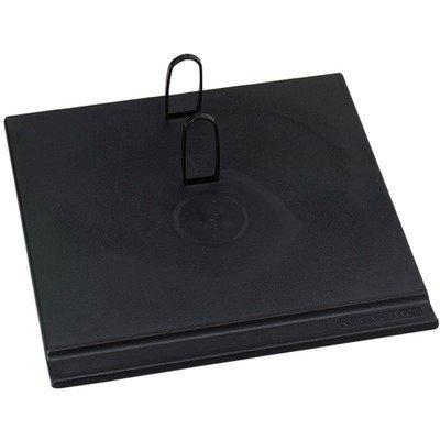 At-A-Glance Large Size Plastic Desk Calendar Base - Plastic - Black by AT-A-GLANCE®