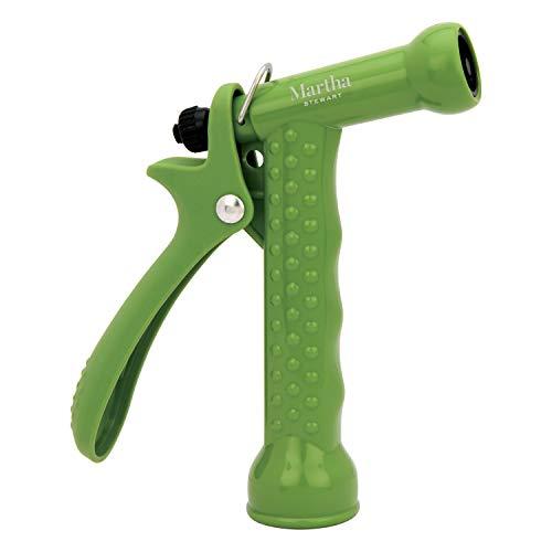 Martha Stewart MTS-RTN1 3-Pattern Classic 5-1/2-Inch Trigger Nozzle, Gardening