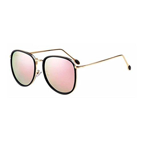 Gafas Color Pink Vintage HOME Protección QZ Playa Sol UV De Pink 7A5Aqv8xw