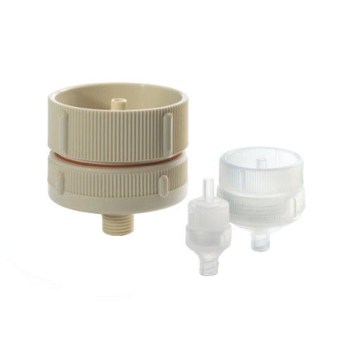Millipore SX0004700 Polypropylene Swinnex Filter Holder, 47mm Filter Diameter (Pack of 8)