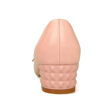 microfibre Basique amp; white Chaussures synthétique LvYuan Talons Femme Décontracté Soirée Escarpin ggx EtéMariage de PU Polyuréthane Printemps à Habillé TAwqzxY